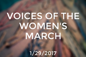 Voices of the Womens March