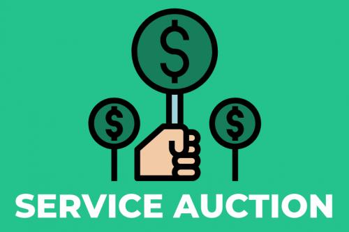 Service Auction