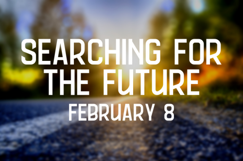 Searching For the Future Visioning Workshop